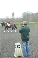 Dressage Anywhere courtesy of Kevin Sparrow
