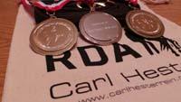 RDA Medals