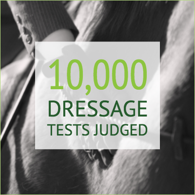 10k online dressage tests judged