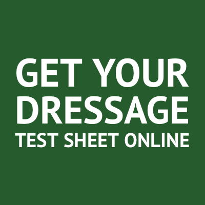 Get your dressage test sheet online